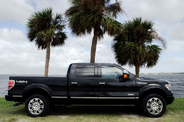 2014 Ford F-150 Platinum SuperCrew – Truck Review