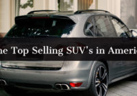 The Top Selling SUV's in America